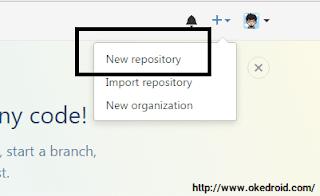 New repository Github