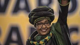 BREAKING NEWS: Nelson Mandela's ex-wife Winnie Madikizela-Mandela dies aged 81