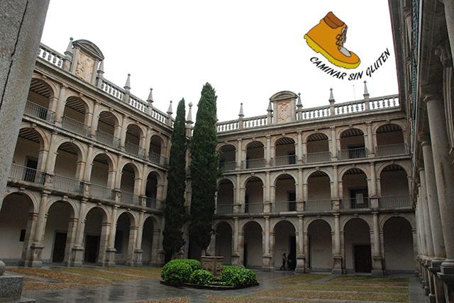 Claustro de la Universidad de Alcala