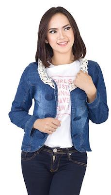 jaket jeans, jaket jeans levis, jaket jeans wanita