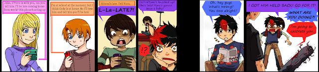 Animeflavor Teen Titans