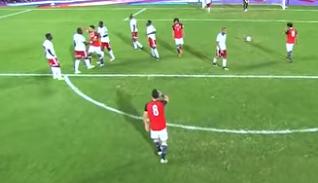 مصر ضمن المستوى الثالث فى قرعة كأس العالم