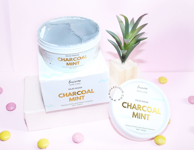 Luxcrime Charcoal Mint Mud Mask review