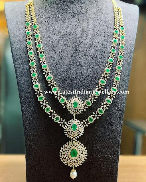 Alluring 2 Step Diamond Haram