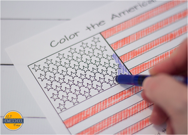 independence day worksheets