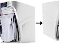 Inilah Mesin Pelipat Baju Yang Kita Tunggu-Tunggu