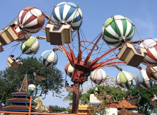 Dufan - Ancol Park | Suraflin Blog