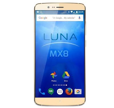 Luna MX8