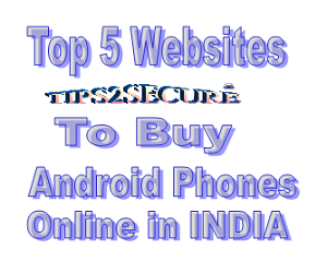 list of websites to shop online smartphones in India