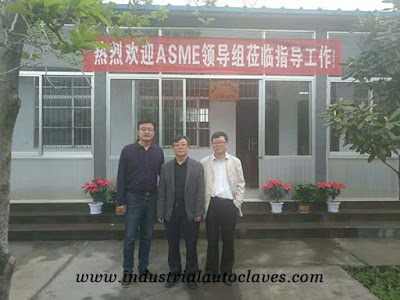 ASME U Certificate For Pressure Vessel Ends