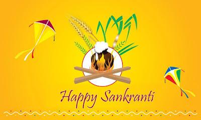 Happy Makar Sankranti 2018 Images