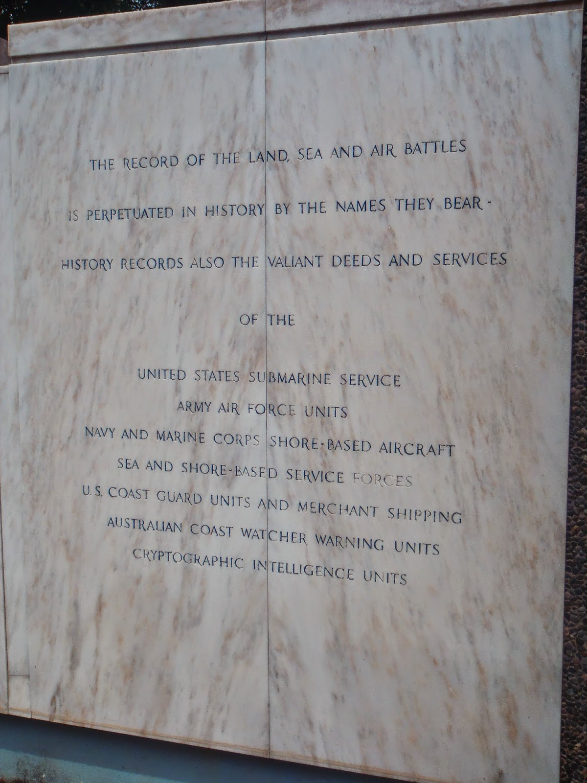 Foot and Fire: The Pacific War Memorial at the Corregidor