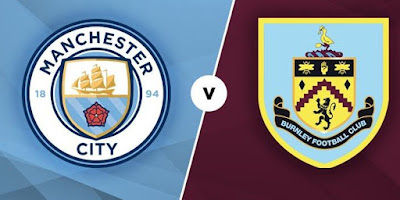 Live Streaming Burnley vs Manchester City EPL 28.4.2019
