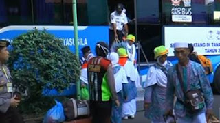 17 Jemaah Haji Tertinggal di Arab Saudi