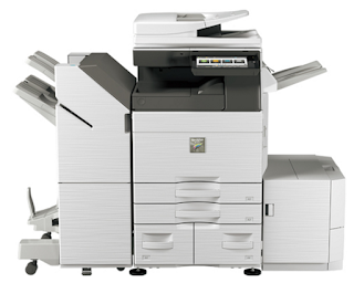 Sharp MX-5050N Printer Drivers Download