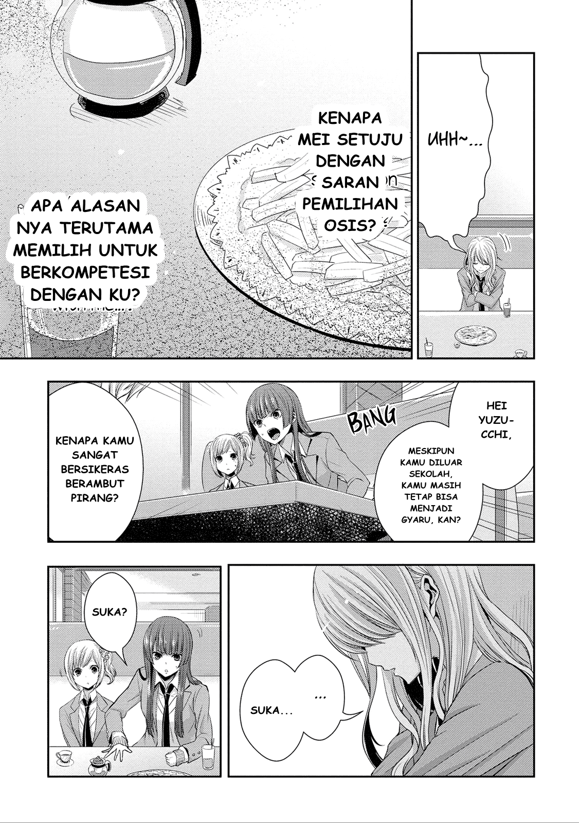 Baca Komik Citrus Chapter 18 Bahasa Indonesia