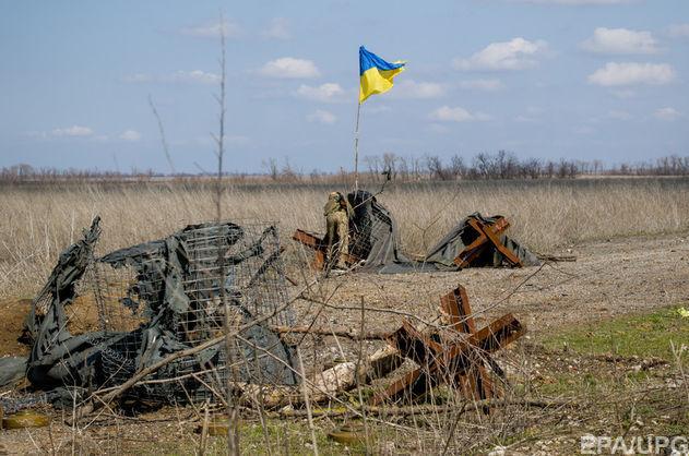 Українські військові знищили снайпера бойовиків поблизу Широкиного