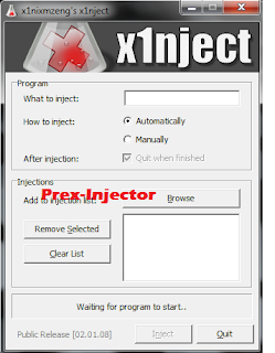 perx injector Lost Saga