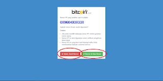 verifikasi pendaftaran bitcoin.co.id