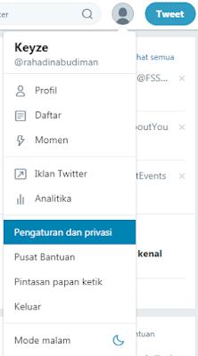 Cara Mudah Menambahkan Widget Timeline Twitter di Blog