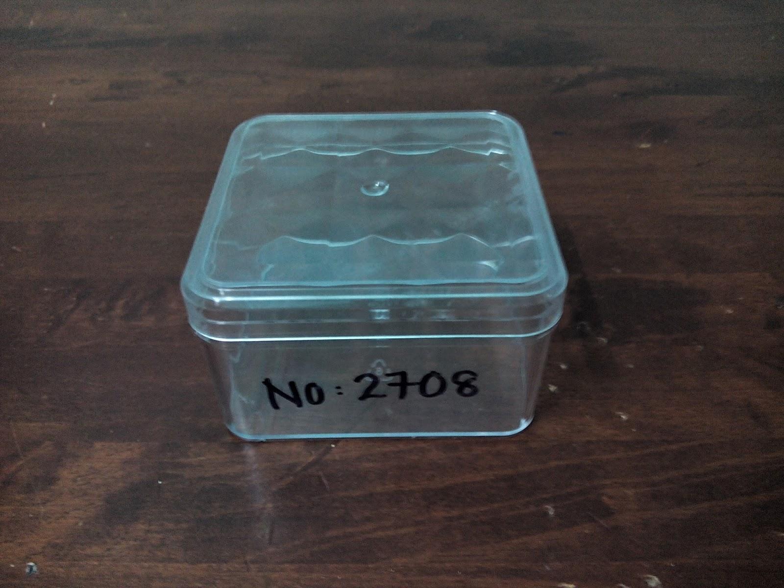 Produk Bekas Bekas Plastik Lutsinar Atau Jernih Untuk