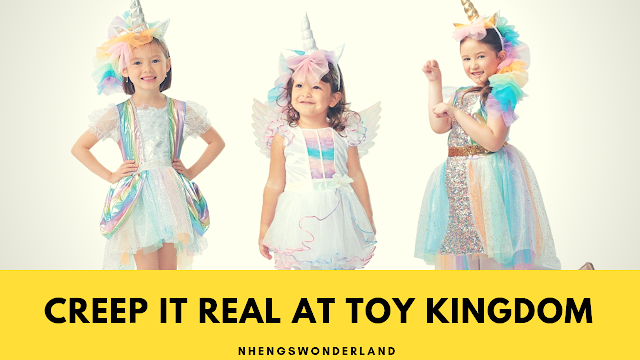 Creep It Real at Toy Kingdom