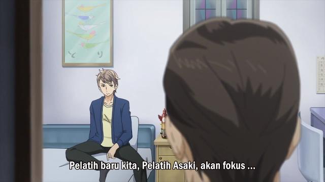 Dive!! Episode 02 Subtitle Indonesia
