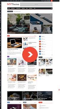 Surface - Responsive Magazine Blogger Theme - 13