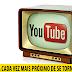 O YOUTUBE ESTÁ CADA VEZ MAIS PRÓXIMO DE SE TORNAR A NOVA TV