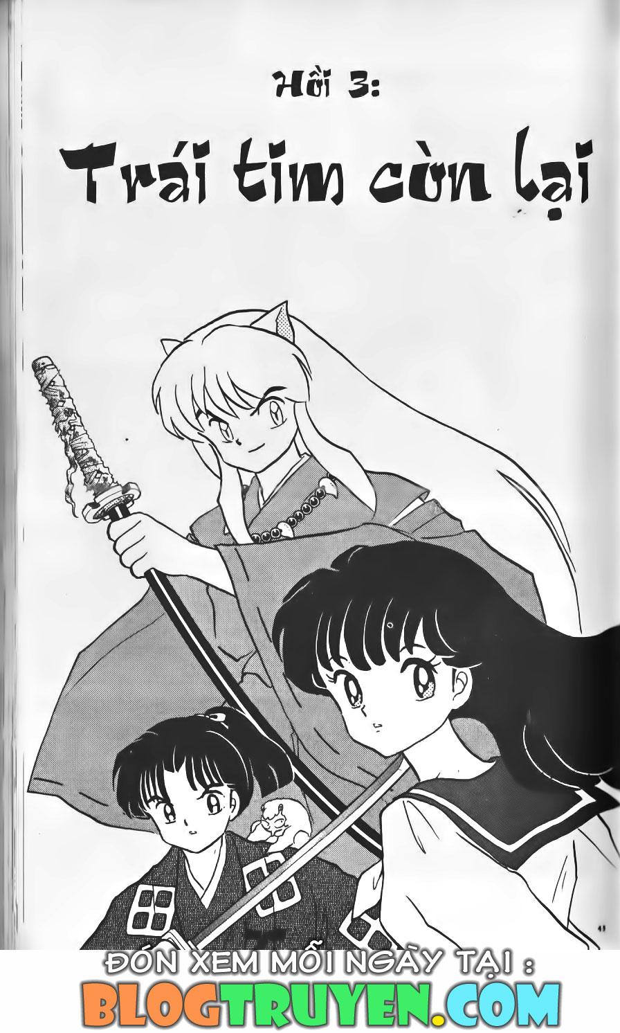 Inuyasha vol 03.3 trang 2