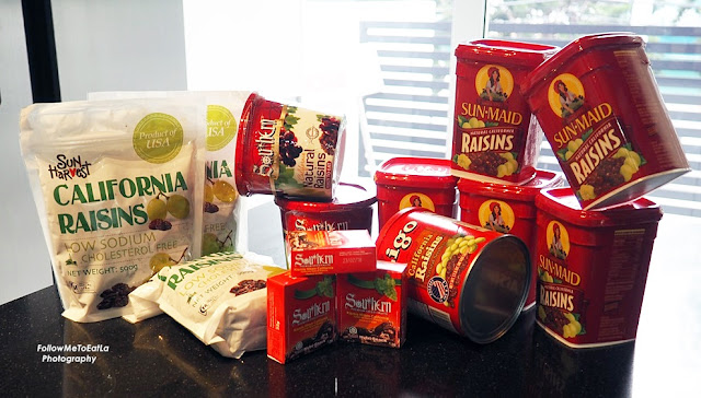 California Raisins Whips Up A 'Sweet Raya' With Chef Rohani Jelani's Raisin-Inspired Dishes & Desserts