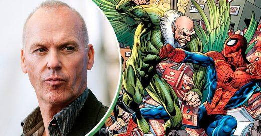 Marvel confirma que Michael Keaton será Vulture
