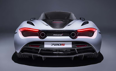 McLaren put the 720S with710bhp supercar to the test !!!
