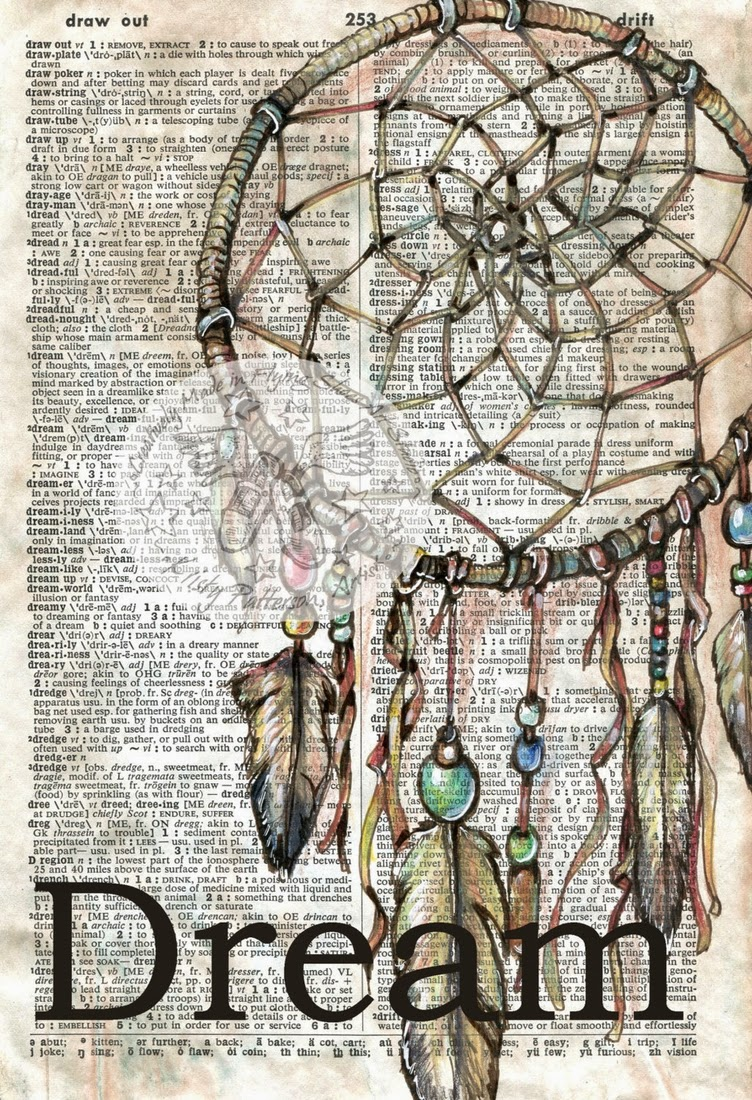 10-Dream-Catcher-Kristy-Patterson-Flying-Shoes-Art-Studio-Dictionary-Drawings-www-designstack-co