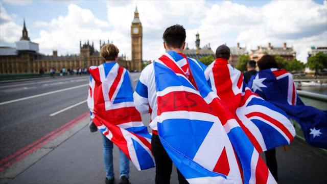 Nueva era… Brexit dará lugar al desplome total de Europa
