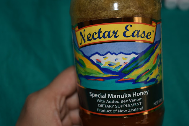 Manuka honey and been venom for arthritis