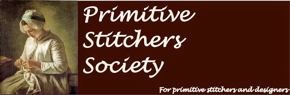 I am a Member of the Prim Stitchers Society