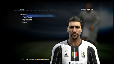 Option File PES 2013 untuk SUN Patch 5.0 update 27 Juli 2016