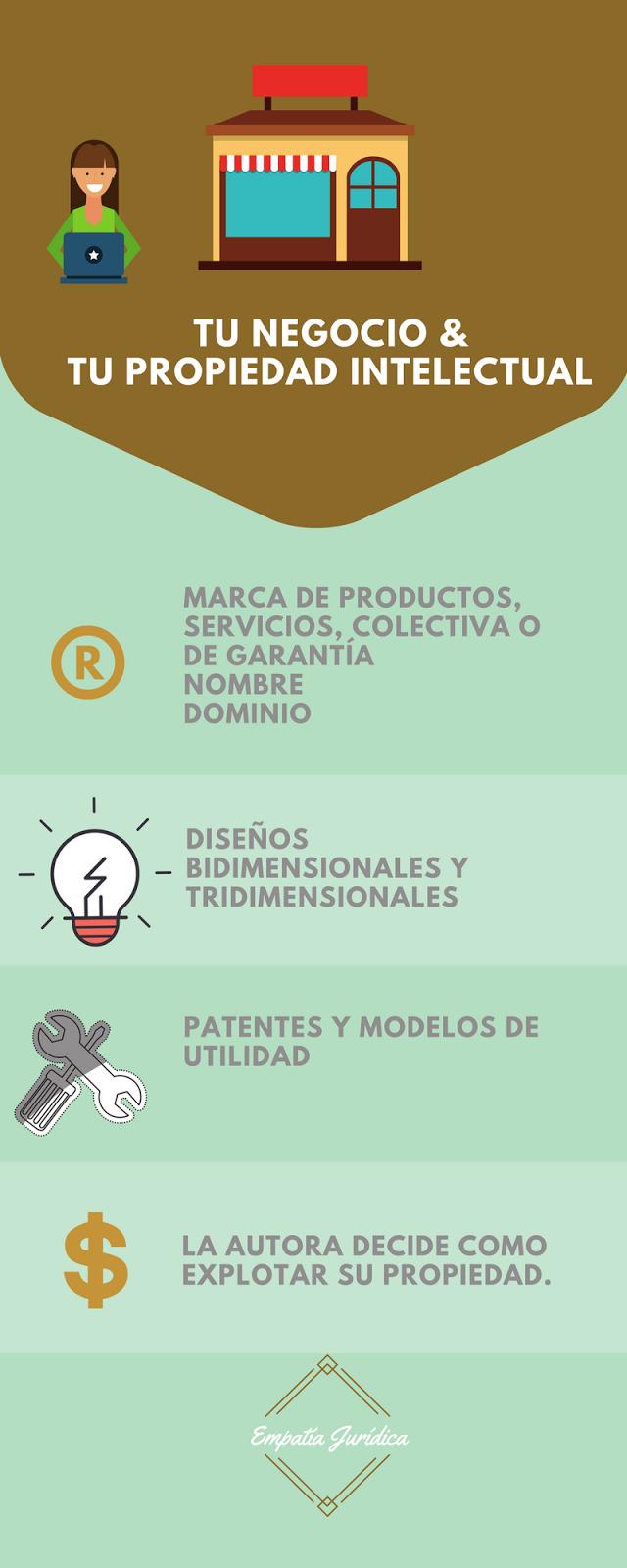 introducción a propiedad intelectual para crafters