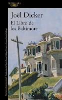 Número 3: El libro de los Baltimore.