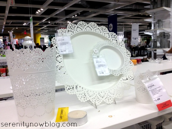 IKEA Home Decor Ideas (March 2013), from Serenity Now