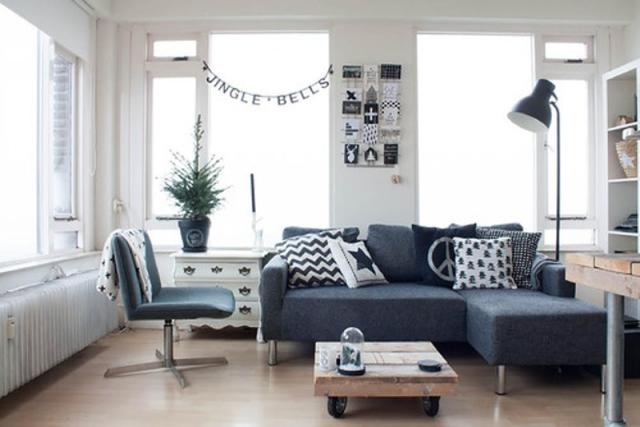 Resultado de imagem para decoração preto e branco tendencia 2017