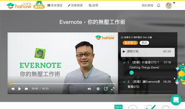 蔡正信老師.Evernote 你的無壓工作術