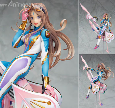 Figura Belldandy Me, My Girlfriend and Our Ride Ver. Oh My Goddess!