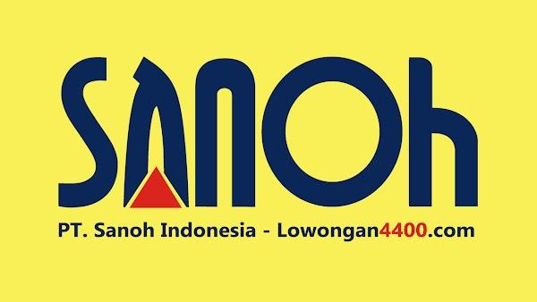 Lowongan Kerja PT. Sanoh Indonesia Terbaru Bulan Juni 2020