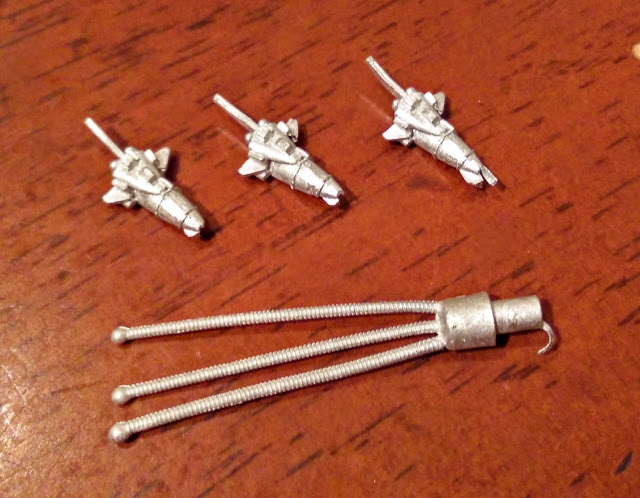 Jovian Chronicles Fleet Scale Lancers