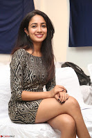 Aditi Chengappa Cute Actress in Tight Short Dress 058.jpg
