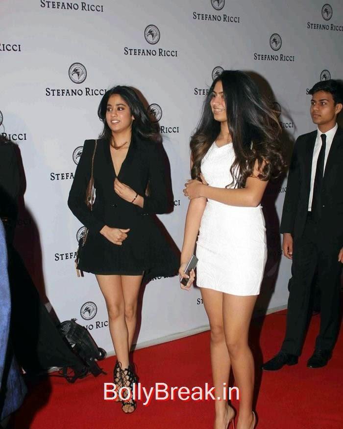 Jahnavi Kapoor, Khushi Kapoor, Jhanvi Kapoor, Khushi Kapoor Hot Pics with Sridevi