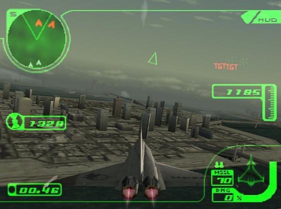 Air combat game ps1 untuk