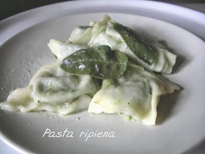 ricetta pasta ripiena economica